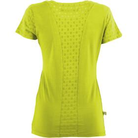 E9 Mora T-Shirt Women Lime